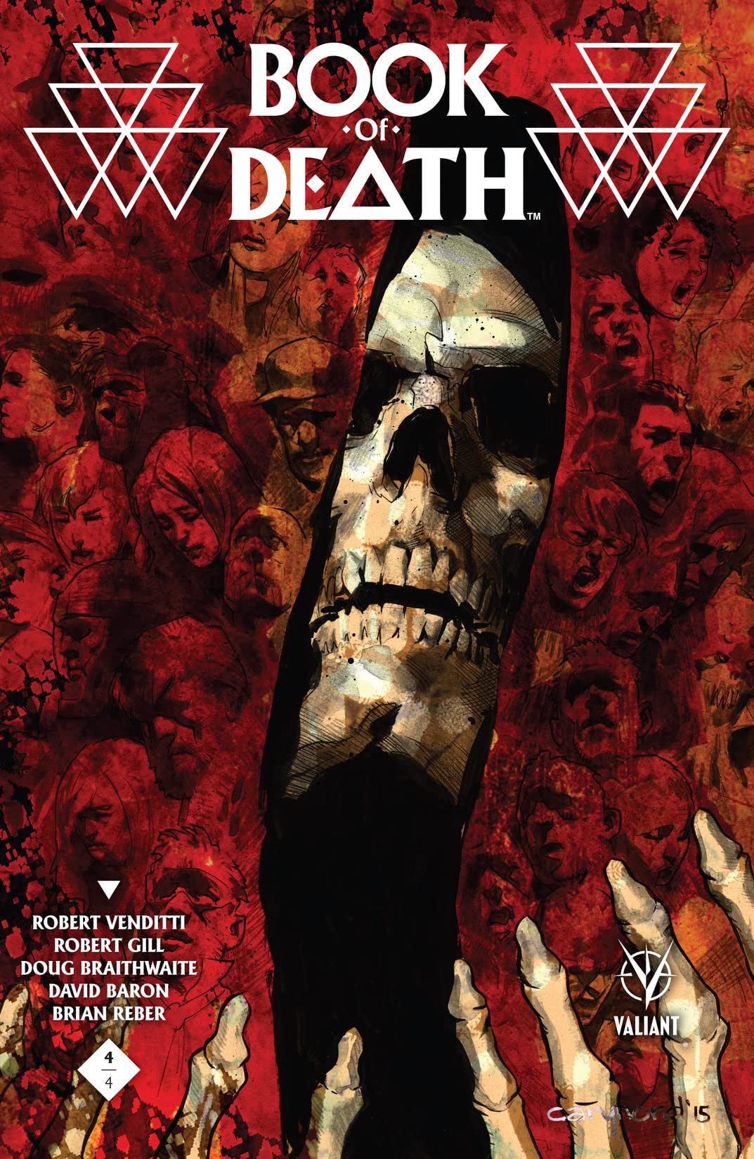 Book of Death #4 (of 4): Digital Exclusive Edition