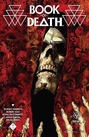 Book of Death No.4 (sur 4): Digital Exclusive Edition