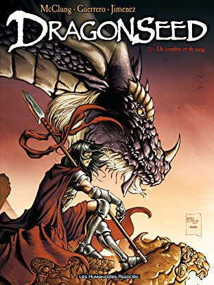 Dragonseed Vol. 1: De cendres et de sang