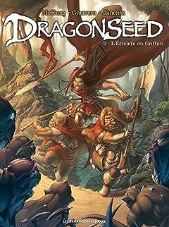 Dragonseed Vol. 2: L'Étreinte du Griffon