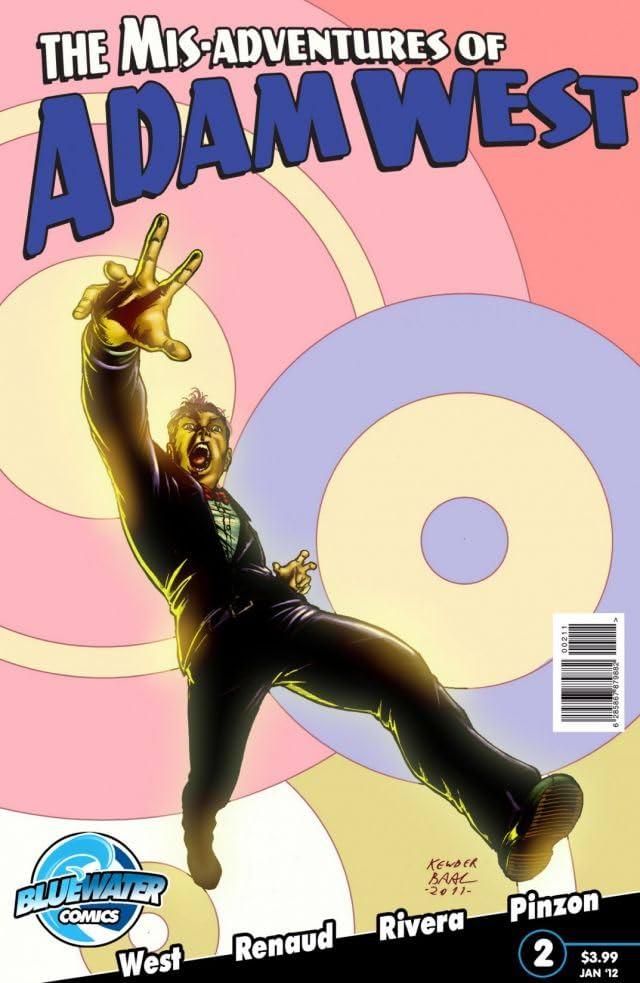 Mis-adventures of Adam West: Ongoing #2