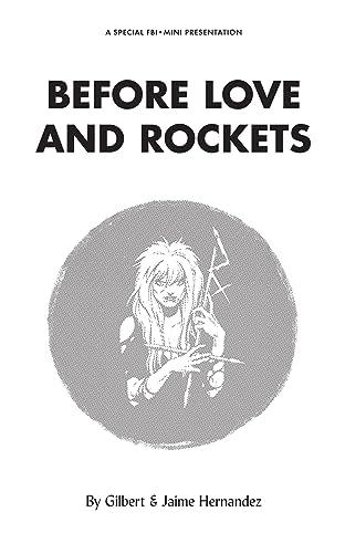 Before Love & Rockets