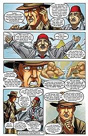Mis-adventures of Adam West: Ongoing #3