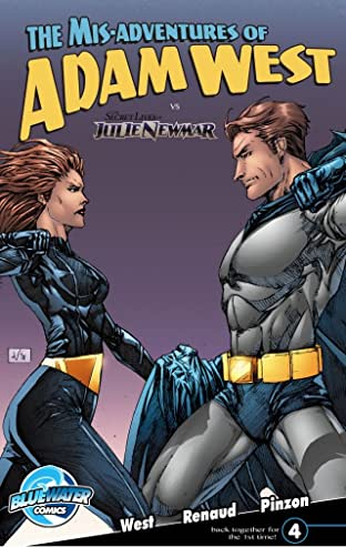 Mis-adventures of Adam West: Ongoing #4