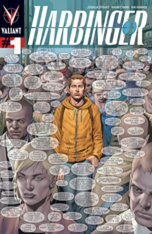 Harbinger (2012- ) No.1: Digital Exclusives Edition