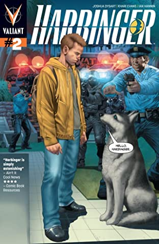 Harbinger (2012- ) No.2: Digital Exclusives Edition
