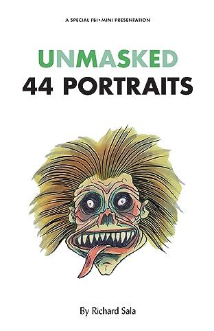 Unmasked: 44 Portraits