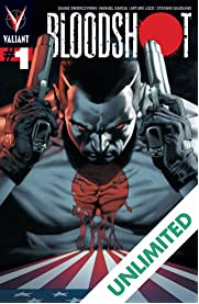 Bloodshot (2012- ) #1: Digital Exclusives Edition