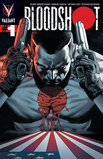 Bloodshot (2012- ) No.1: Digital Exclusives Edition
