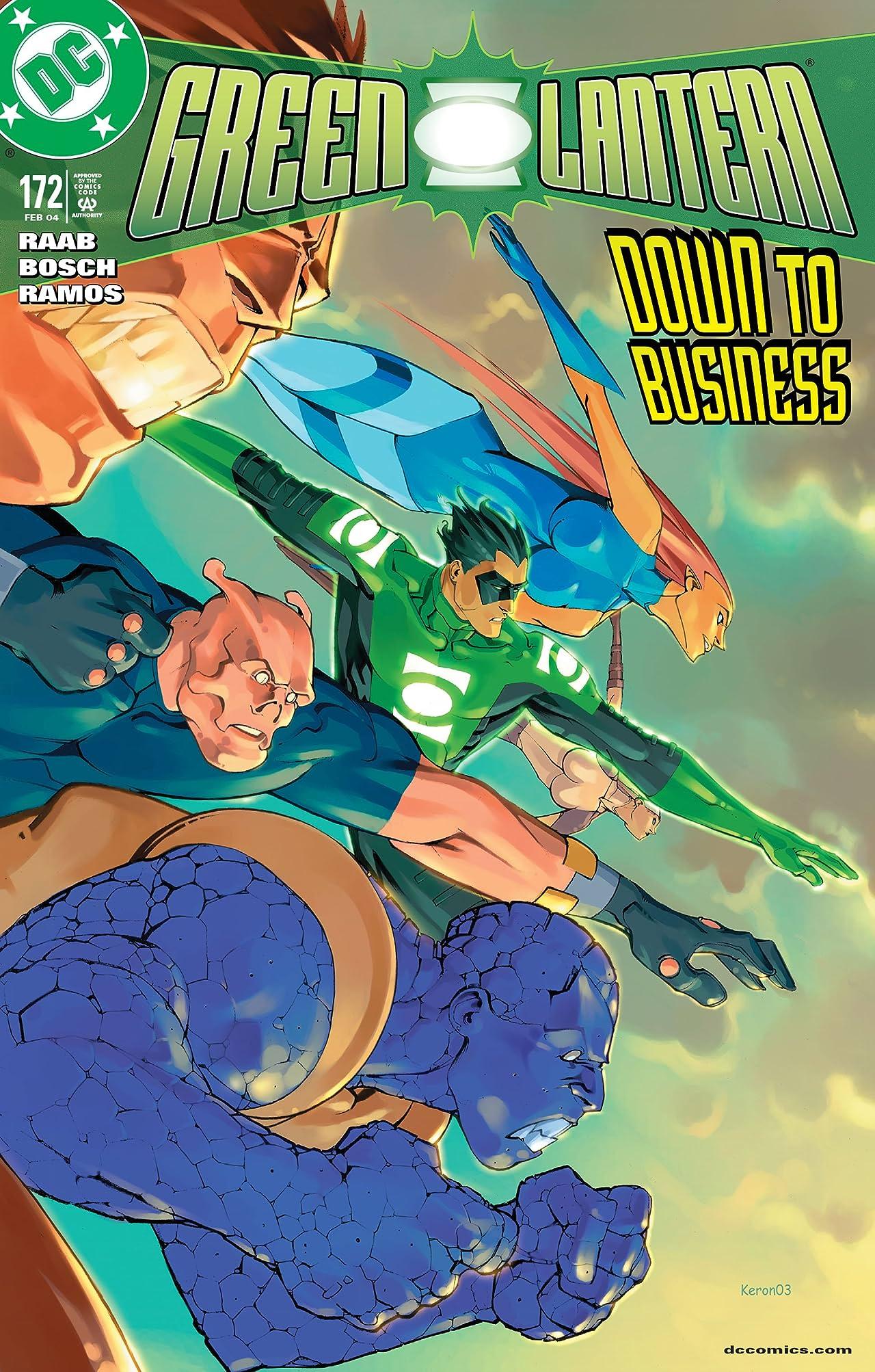 Green Lantern (1990-2004) #172
