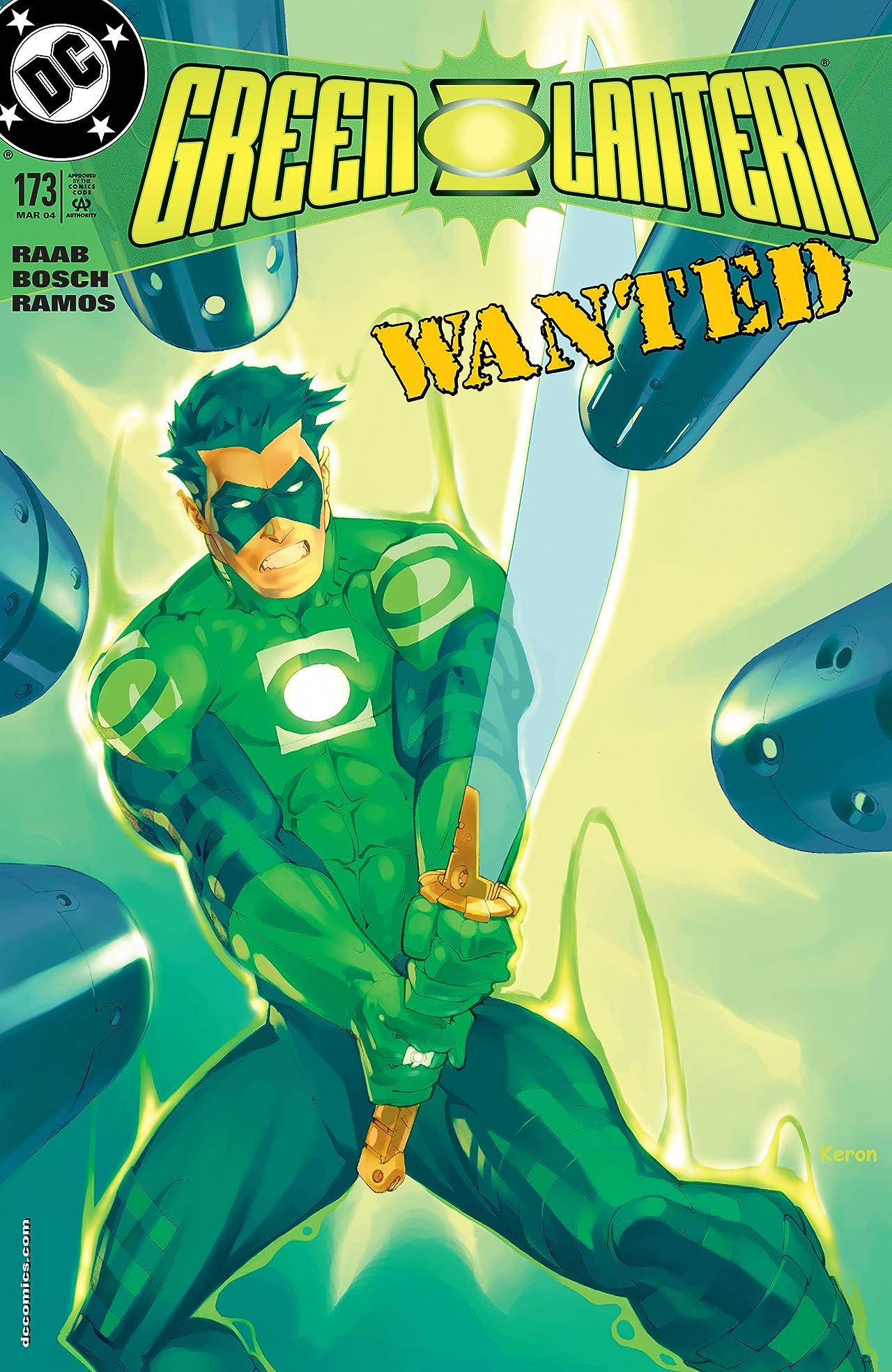 Green Lantern (1990-2004) #173