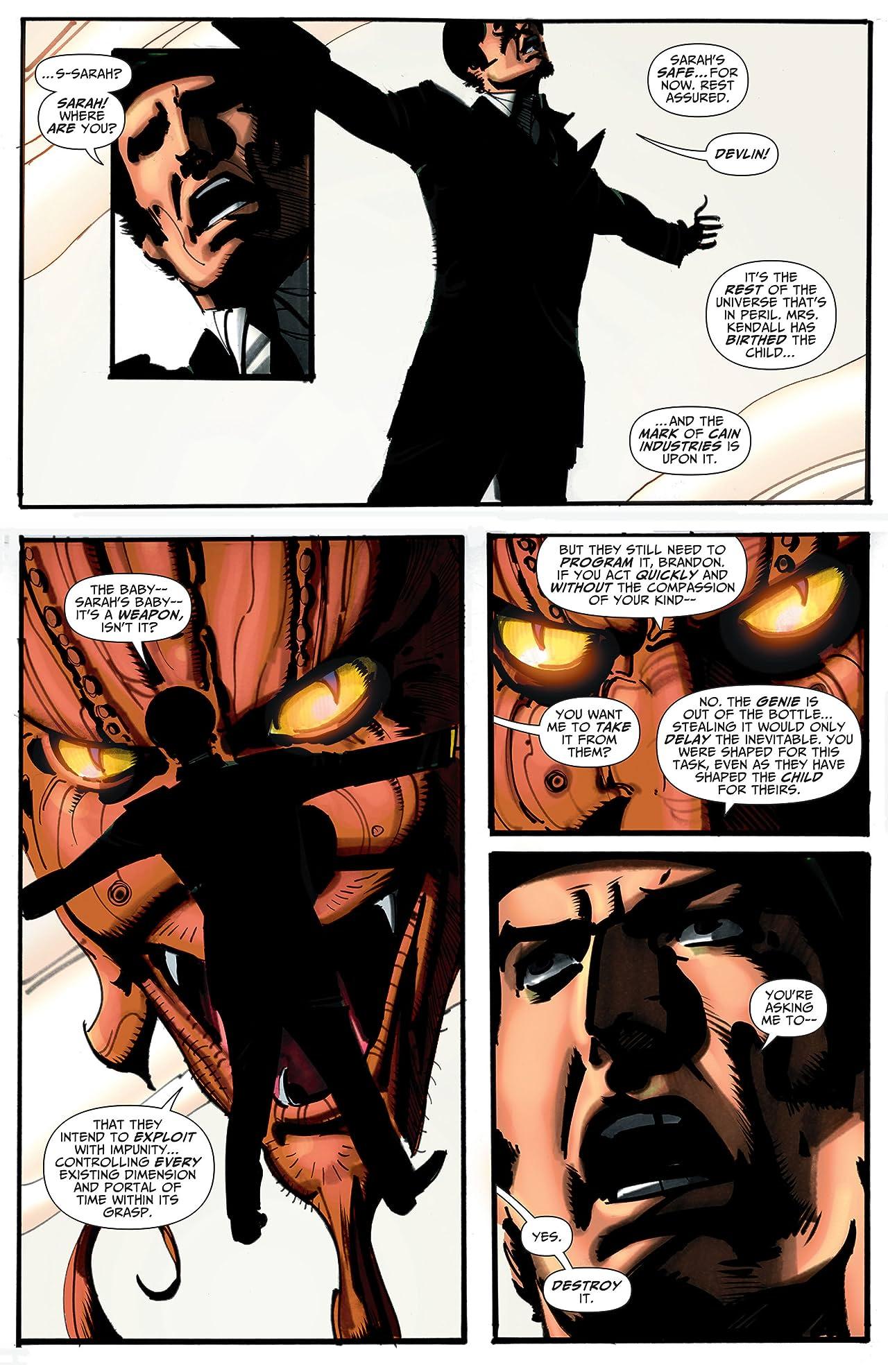 Deadman (2006-2007) #13