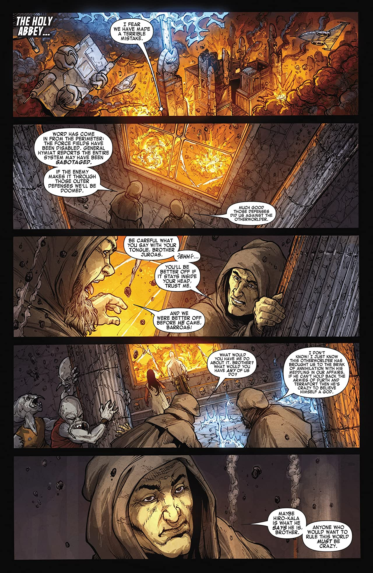 Skaar: Son of Hulk #16