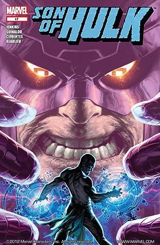 Skaar: Son of Hulk #17