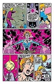 Legion of Super-Heroes (1984-1989) #37
