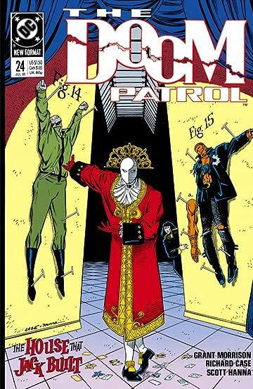Doom Patrol (1987-1995) #24