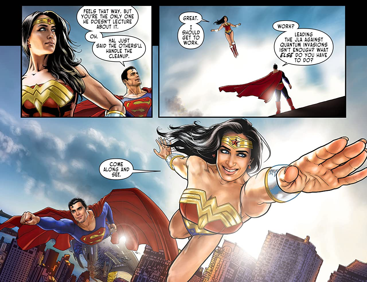 Sensation Comics Featuring Wonder Woman (2014-2015) #48