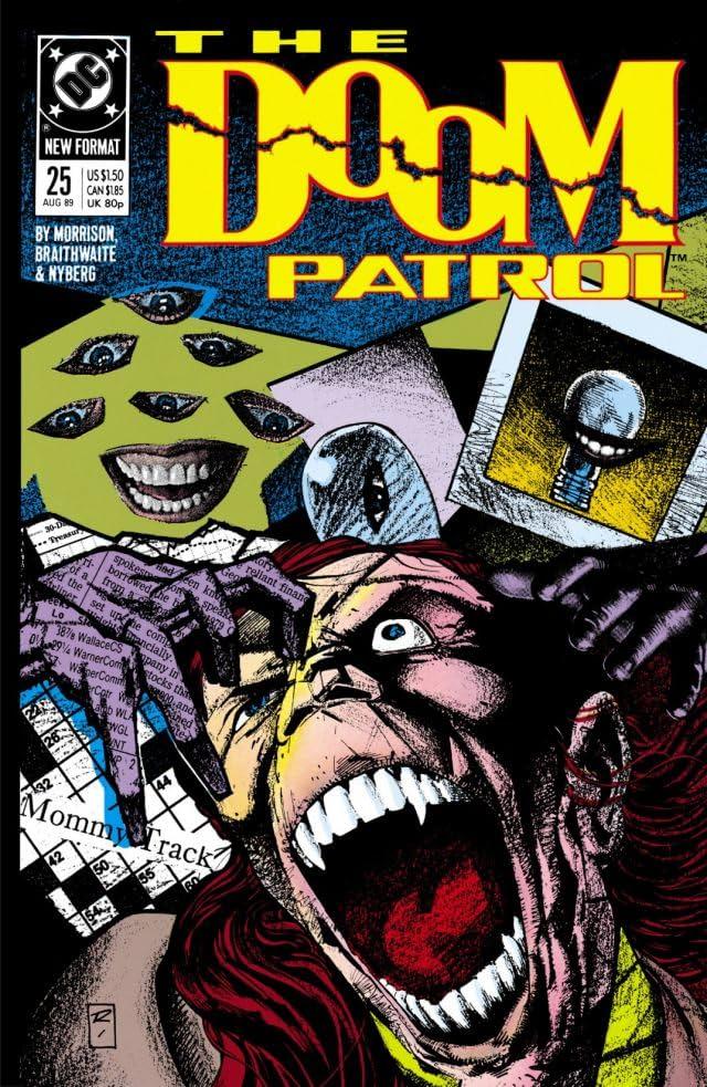 Doom Patrol (1987-1995) #25