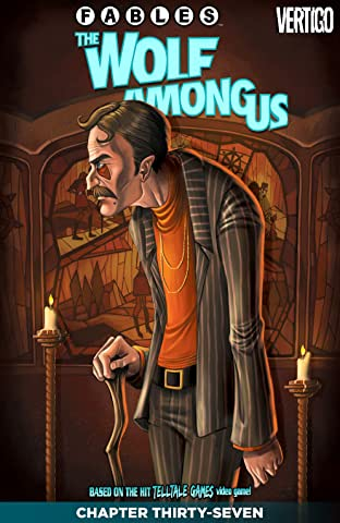 Fables: The Wolf Among Us (2014-) #37