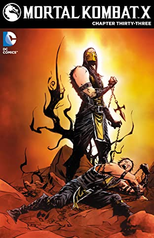 Mortal Kombat X (2015-) #33