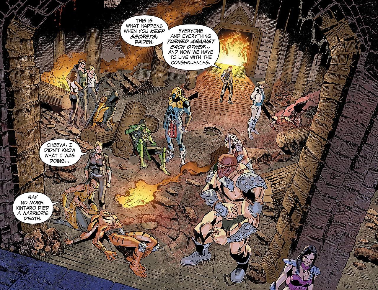 Mortal Kombat X (2015) #33