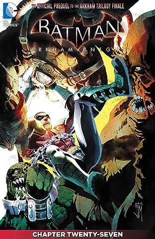 Batman: Arkham Knight (2015-) #27