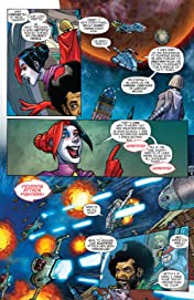 Harley Quinn and Power Girl (2015) #3