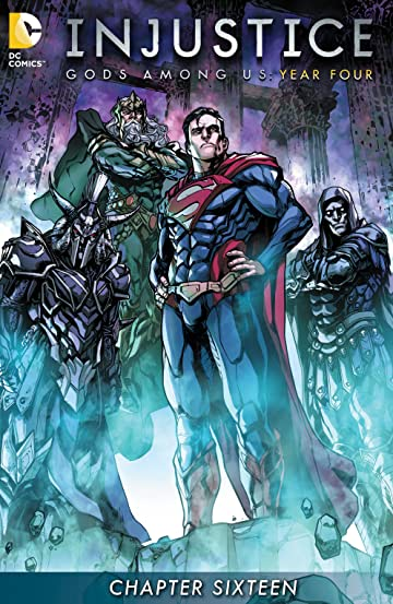Injustice: Gods Among Us: Year Four (2015) #16