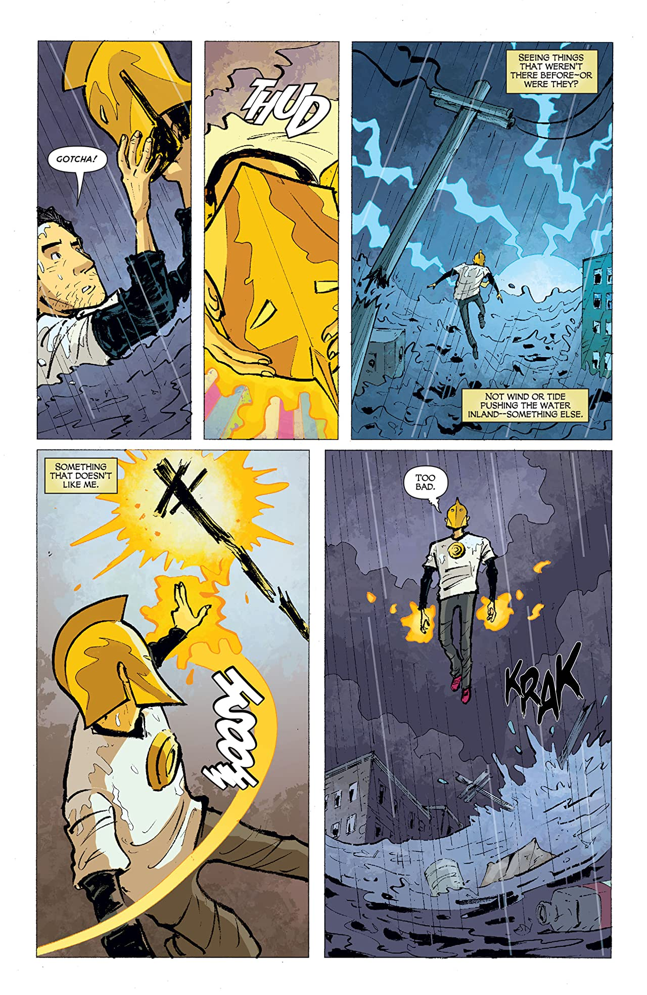 Doctor Fate (2015-2016) #3