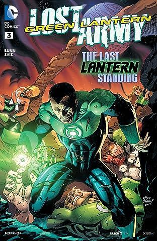 Green Lantern: Lost Army (2015) #3