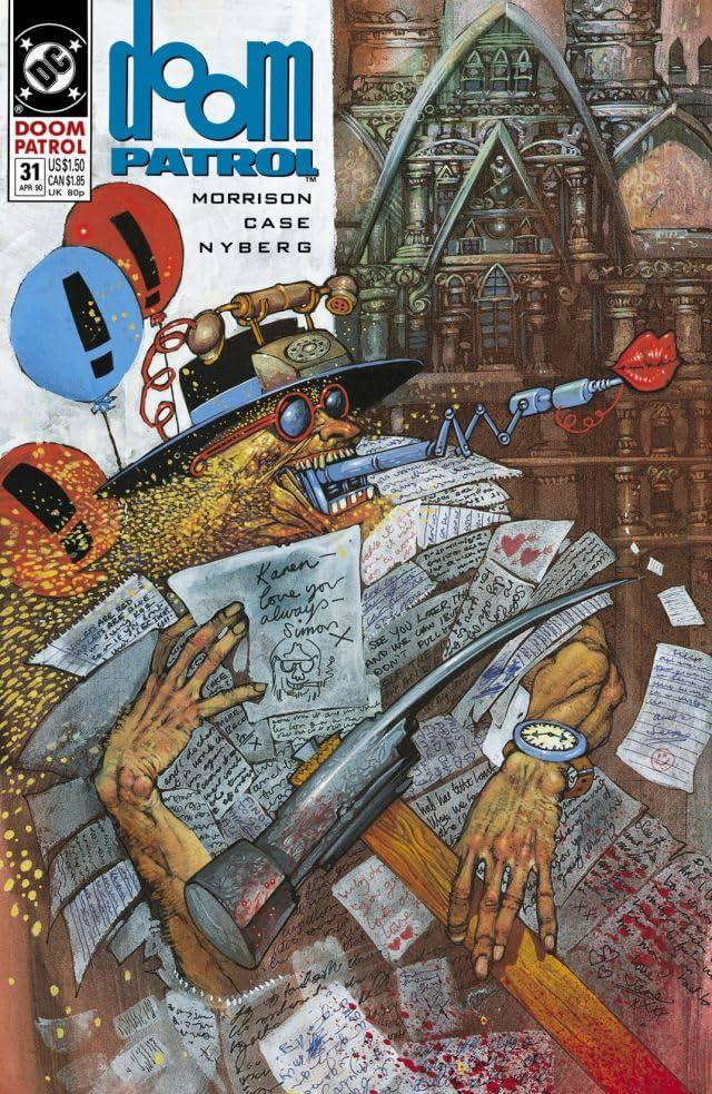 Doom Patrol (1987-1995) #31