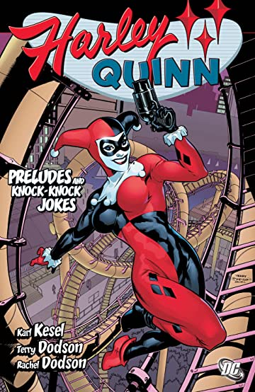 Harley Quinn (2000-2004) Tome 1: Preludes and Knock-Knock Jokes