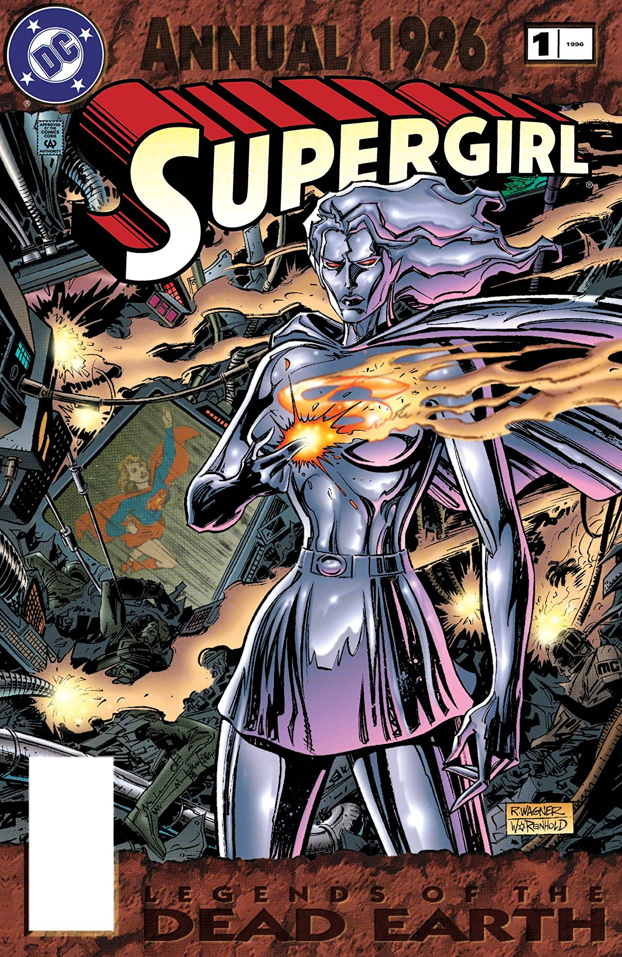 Supergirl (1996-2003): Annual #1