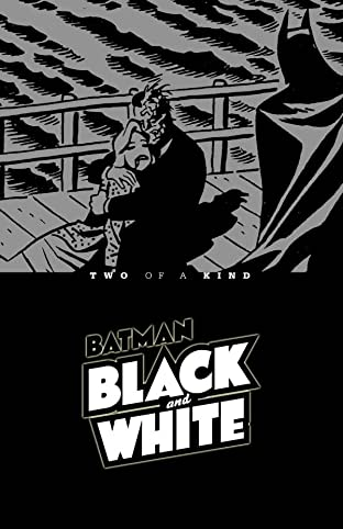 Batman Black & White: Two of A Kind