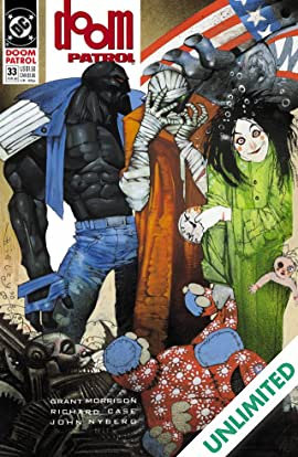 Doom Patrol 1987 1995 33 Comics By Comixology