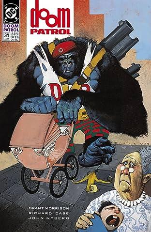 Doom Patrol (1987-1995) #34