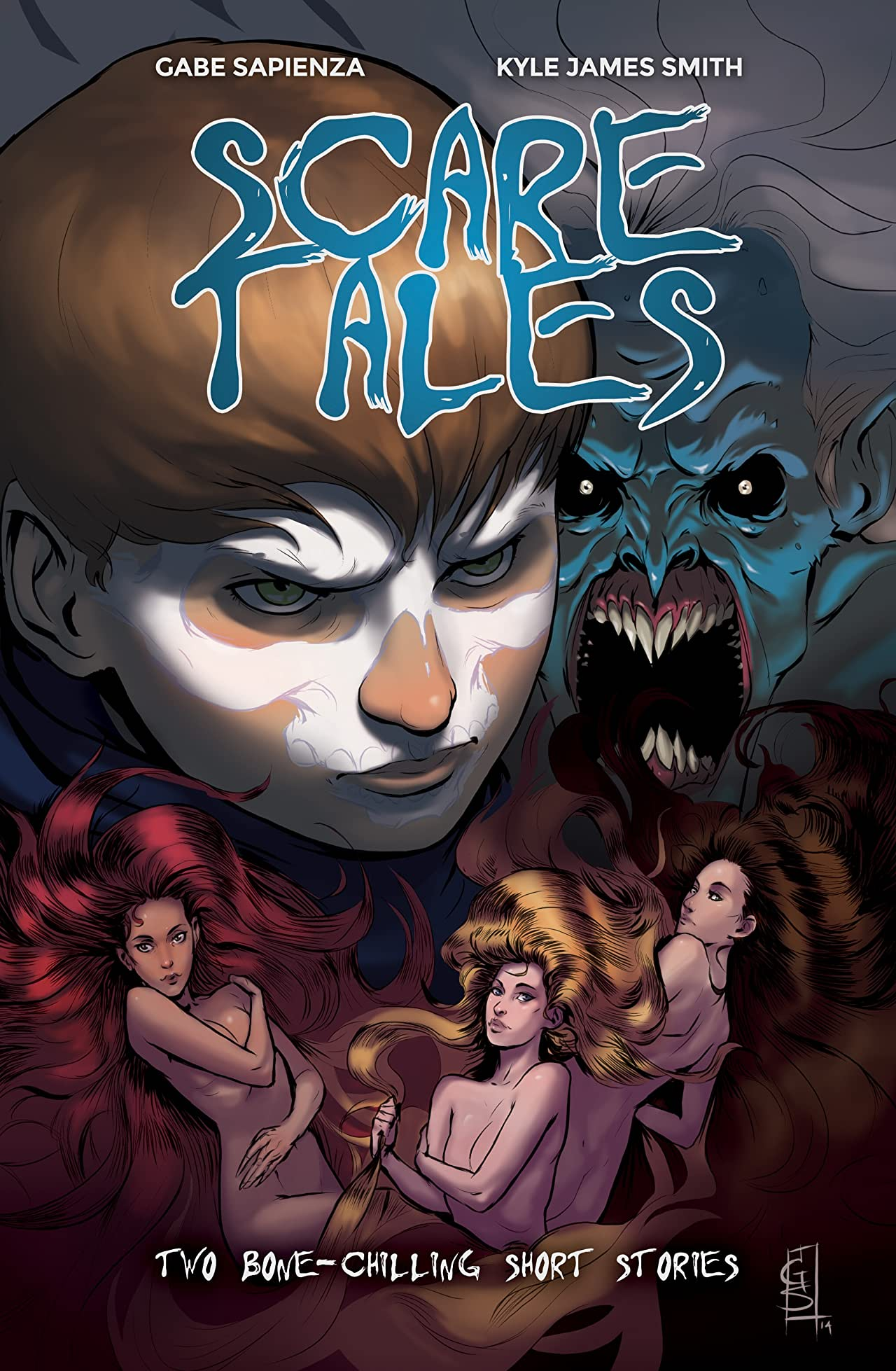 Scare Tales #1