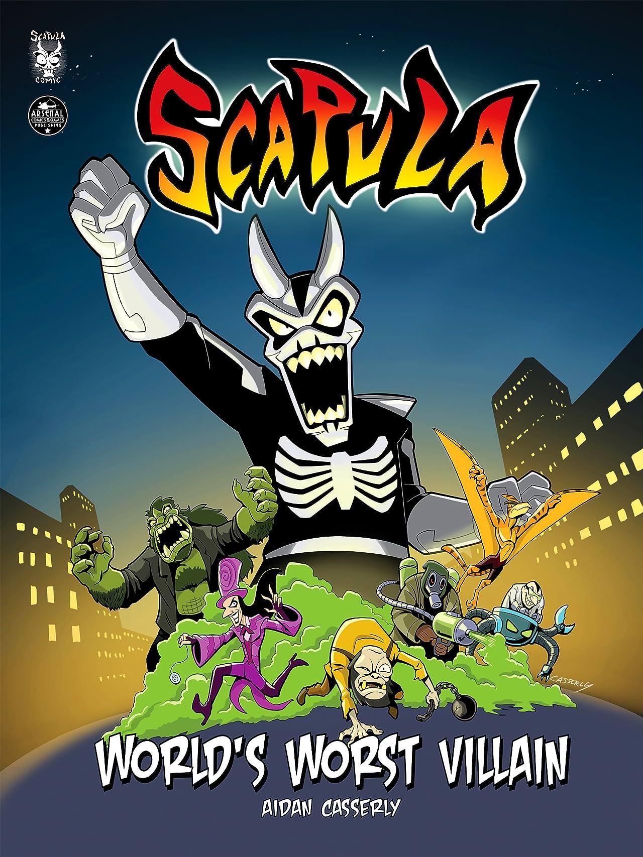 Scapula: World's Worst Villain