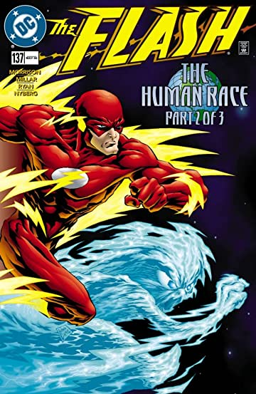 The Flash (1987-2009) #137