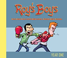 Roy's Boys Vol. 1: Year One