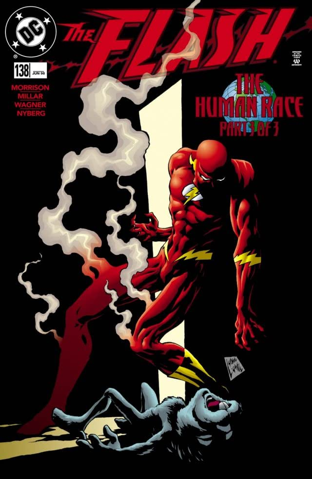 The Flash (1987-2009) #138