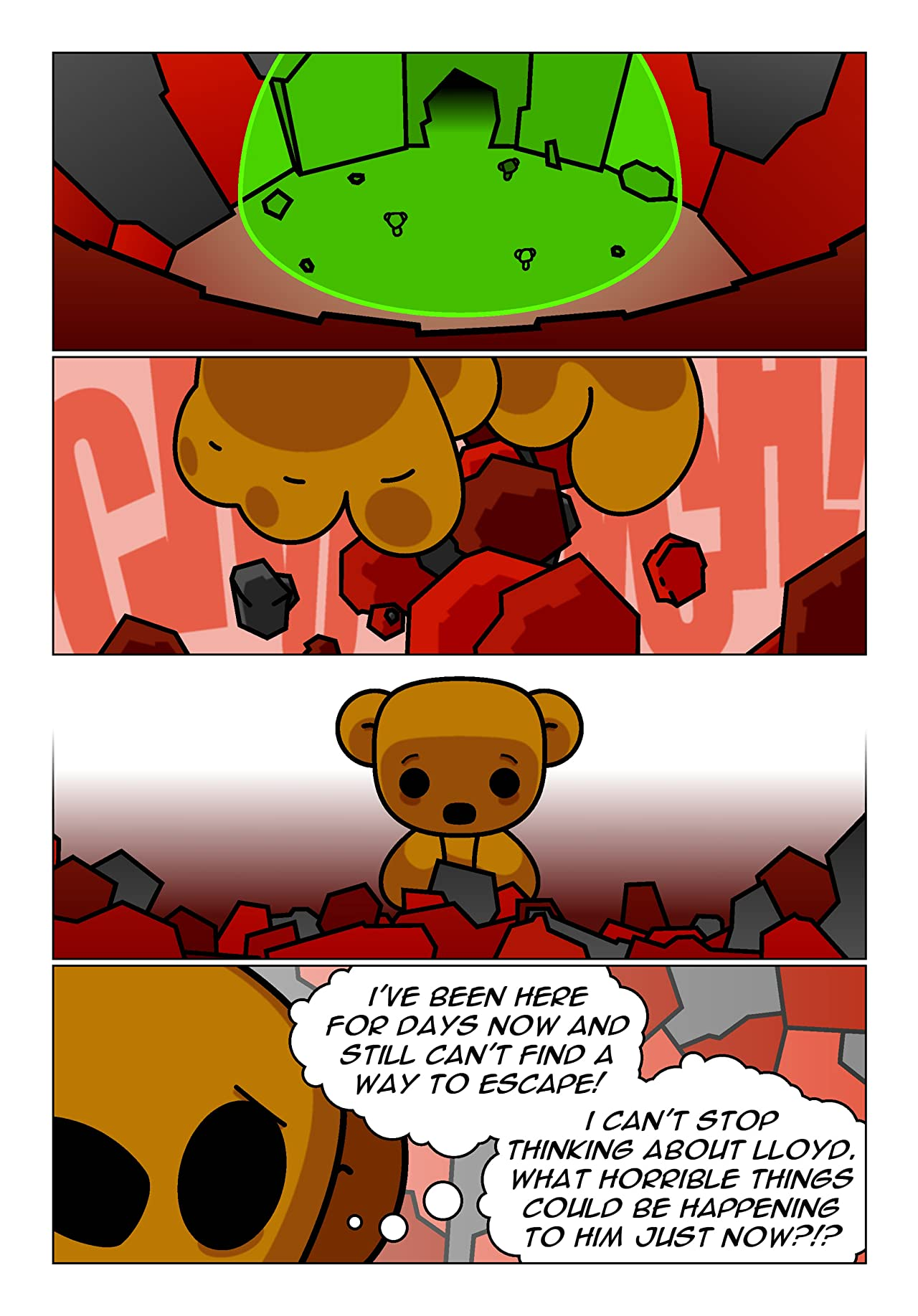 Lloyd and the Bear #7