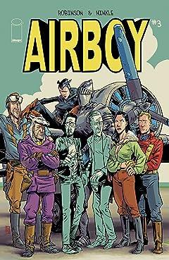 Airboy No.3 (sur 4)