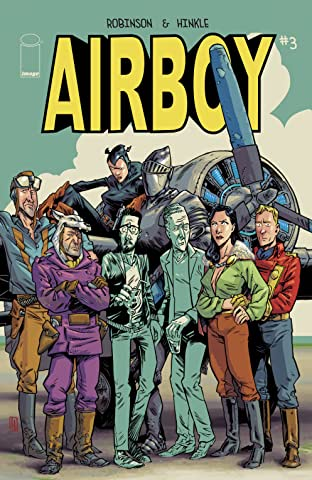 Airboy #3 (of 4)