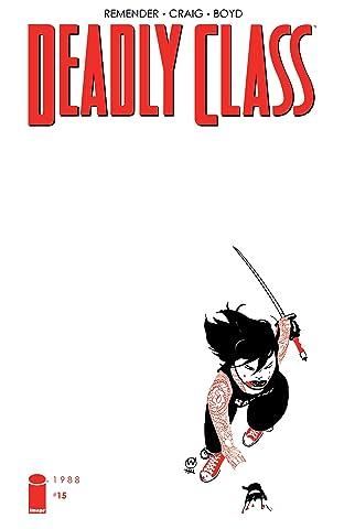 Deadly Class #15