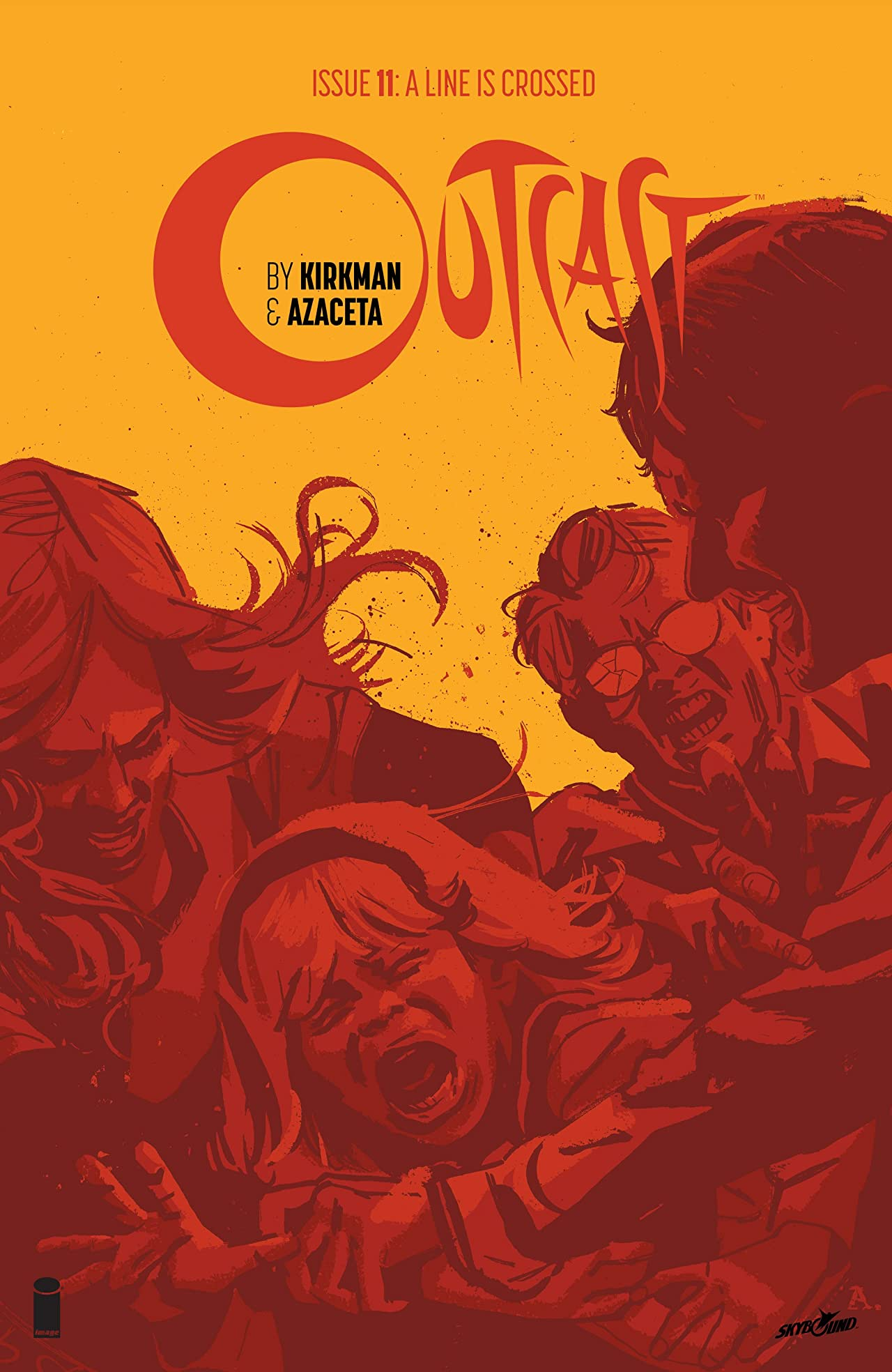 Outcast by Kirkman & Azaceta #11