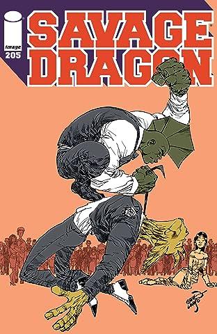 Savage Dragon #205