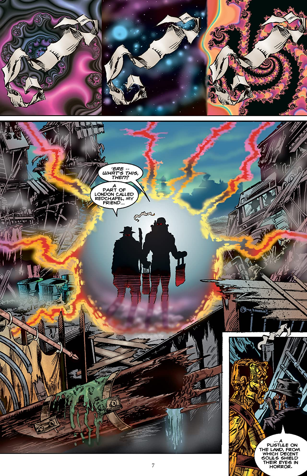 Neil Gaiman's Teknophage Vol. 1