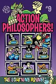 Action Philosophers #9: The Lightning Round