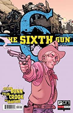 The Sixth Gun #23